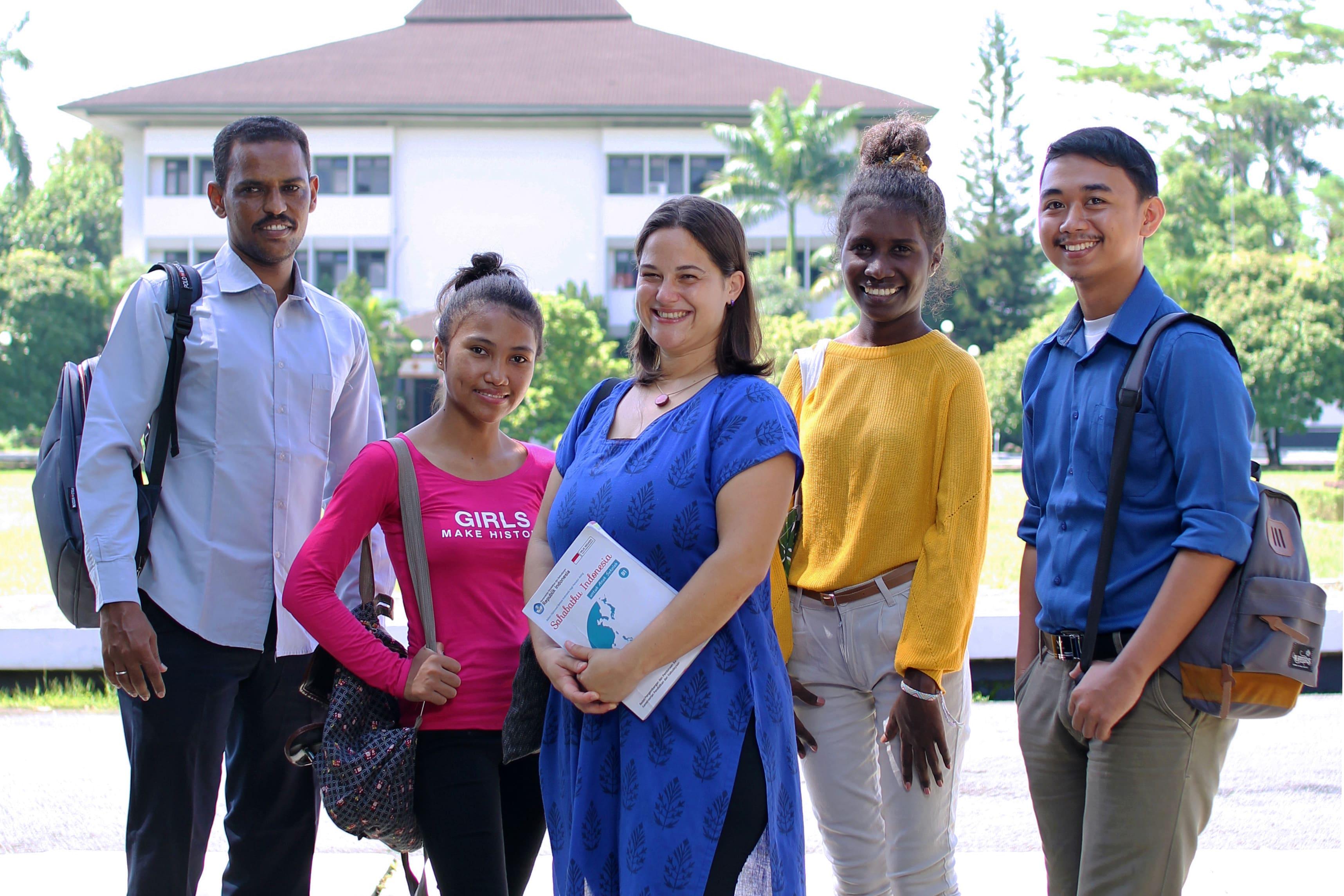 Kuliah di Universitas Jenderal Soedirman