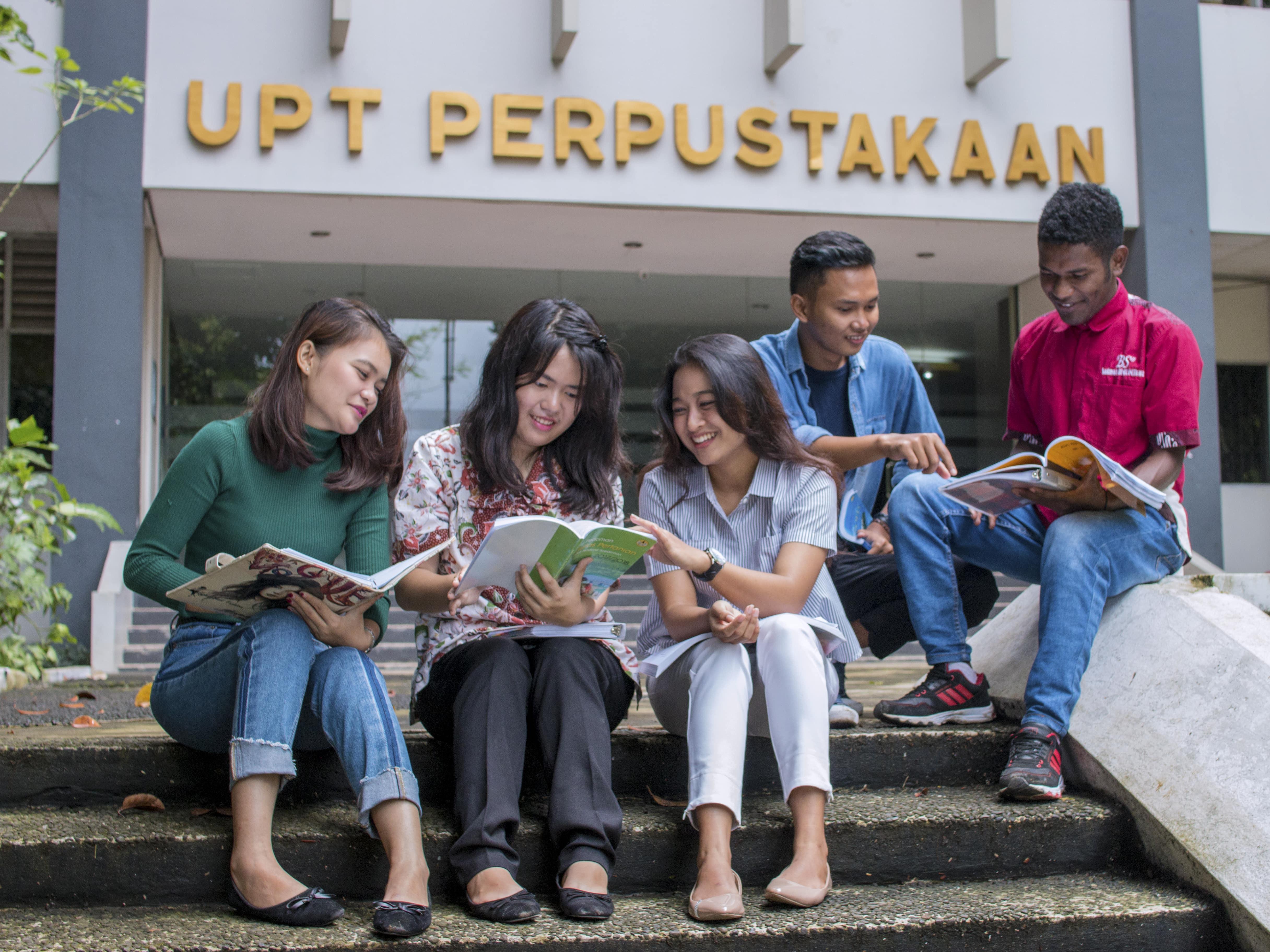 UPT. Perpustakaan
